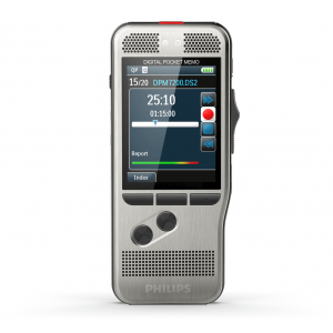 Dictaphone Philips PocketMemo DPM7000 - Enregistreur de dictée