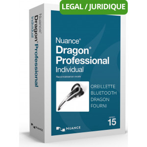 Dragon Professional Individual  15 Wireless Legal