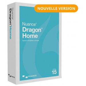 Dragon Home reconnaissance vocale pour particuliers