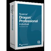 Mise à jour Dragon Professional Individual 13 à Dragon Professional Group 15