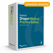 Mise à Jour Dragon Medical Practice 2 ou 3 vers version Dragon Medical Practice 4