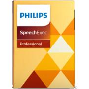 Logiciel Philips SpeechExec Pro Dictate Abonnement 24 mois
