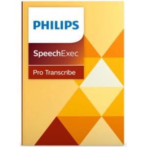Logiciel Philips SpeechExec Pro Transcribe Abonnement 24 mois