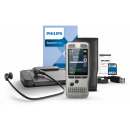 Kit de dictée et de transcription Philips DPM7700