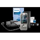 Kit de dictée et de transcription Philips DPM7700