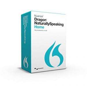 Dragon NaturallySpeaking Home 13 français