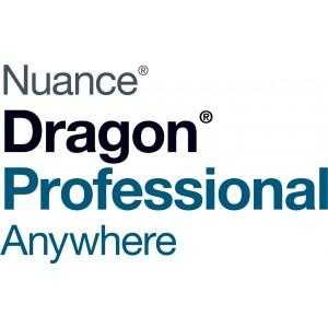 Dragon Professional Anywhere Cloud